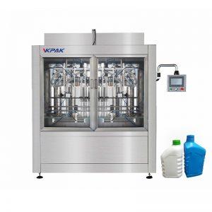 Otomatik Şişe ve Sıvı Dolum Makinesi