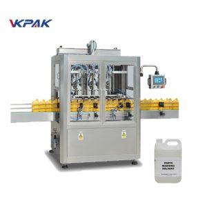 Yanıcı Sıvılar İçin Otomatik Patlamaya Dayanıklı Dolum Makinesi