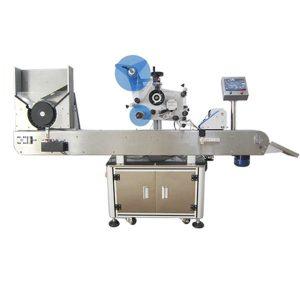 Otomatik Etiketleme Makinesi Çevresinde Yatay Sarma