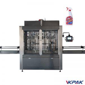 Sıvı Temizleyici Dolum Makinesi