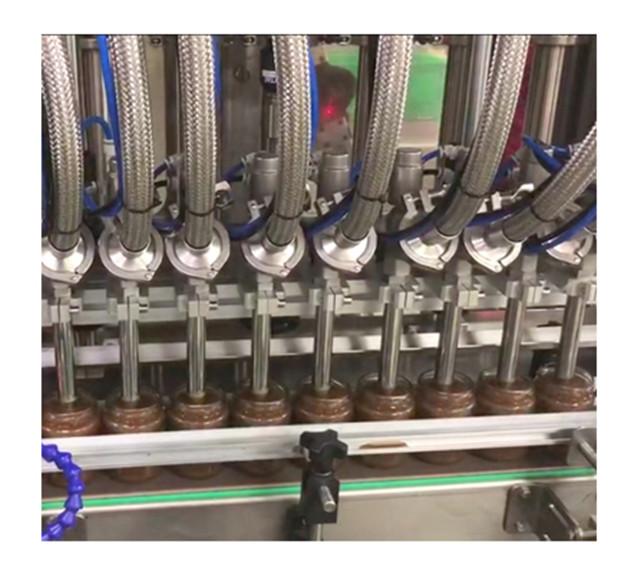 Pistonlu Dolum Makinesi Detayları